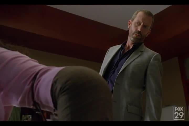 Lisa Edelstein screentime in House M D