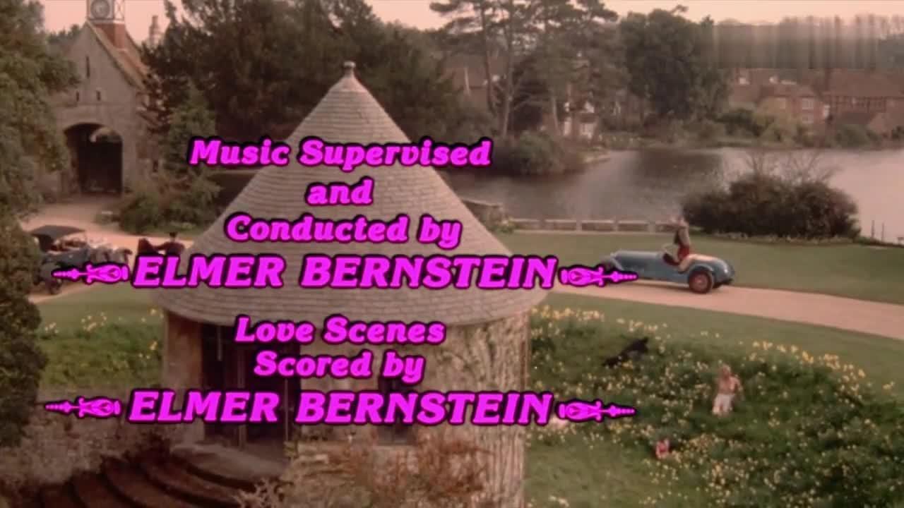 Bo Derek credits scene from Bolero