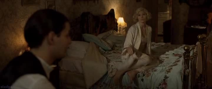 Jessica Biel scene - Easy Virtue
