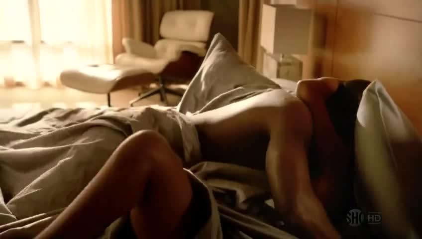 Nia Long sexy scene - House of Lies