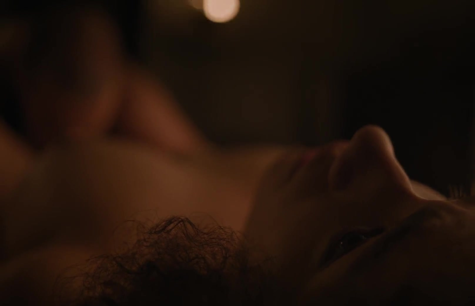 Nathalie Emmanuel sexy scene from Game of Thrones