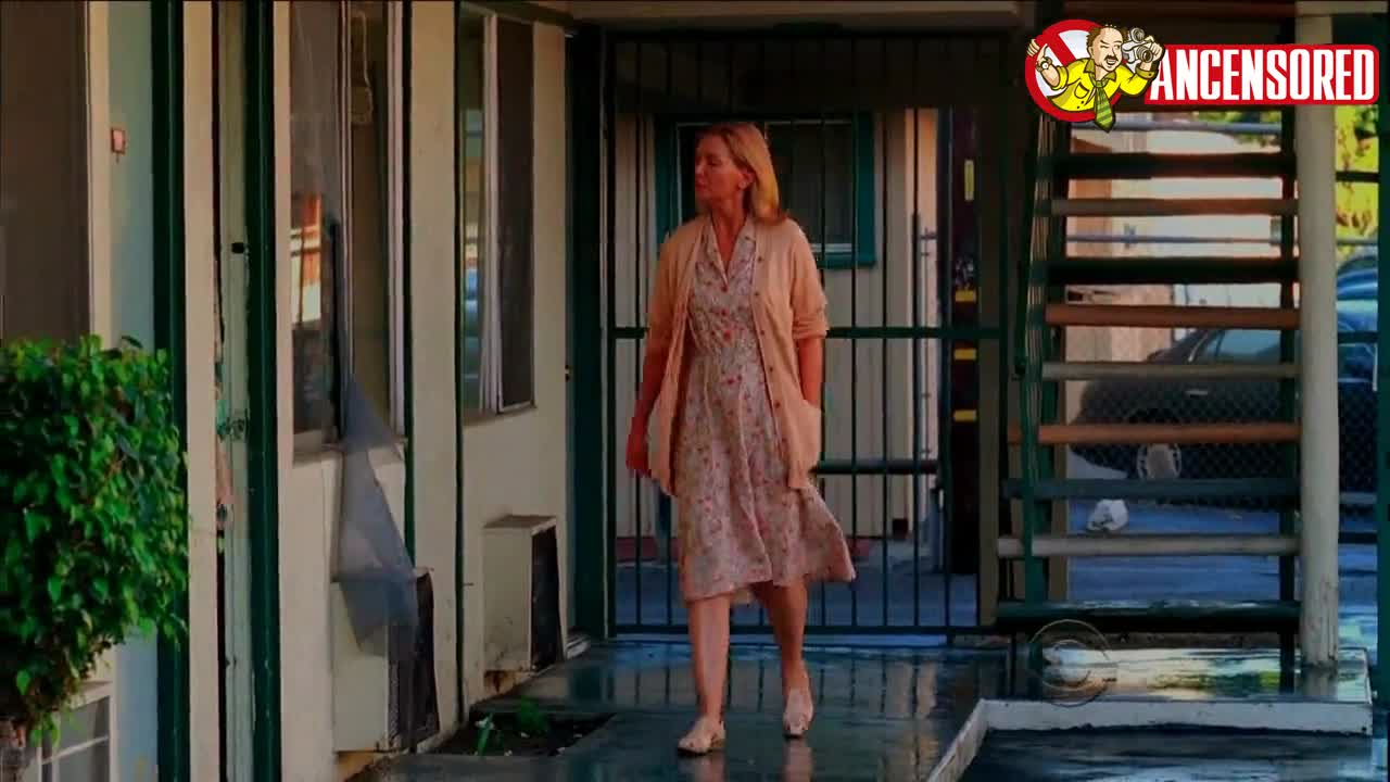 Katie Gill sexy scene from CSI Miami