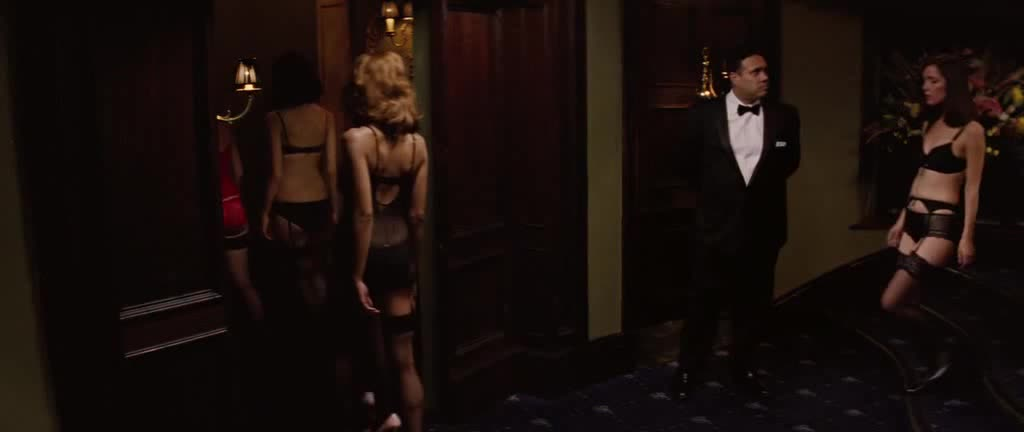 Rose Byrne must watch clip from X Men First Class
