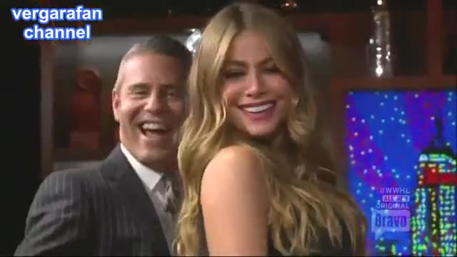 Sofia Vergara interview butt talk