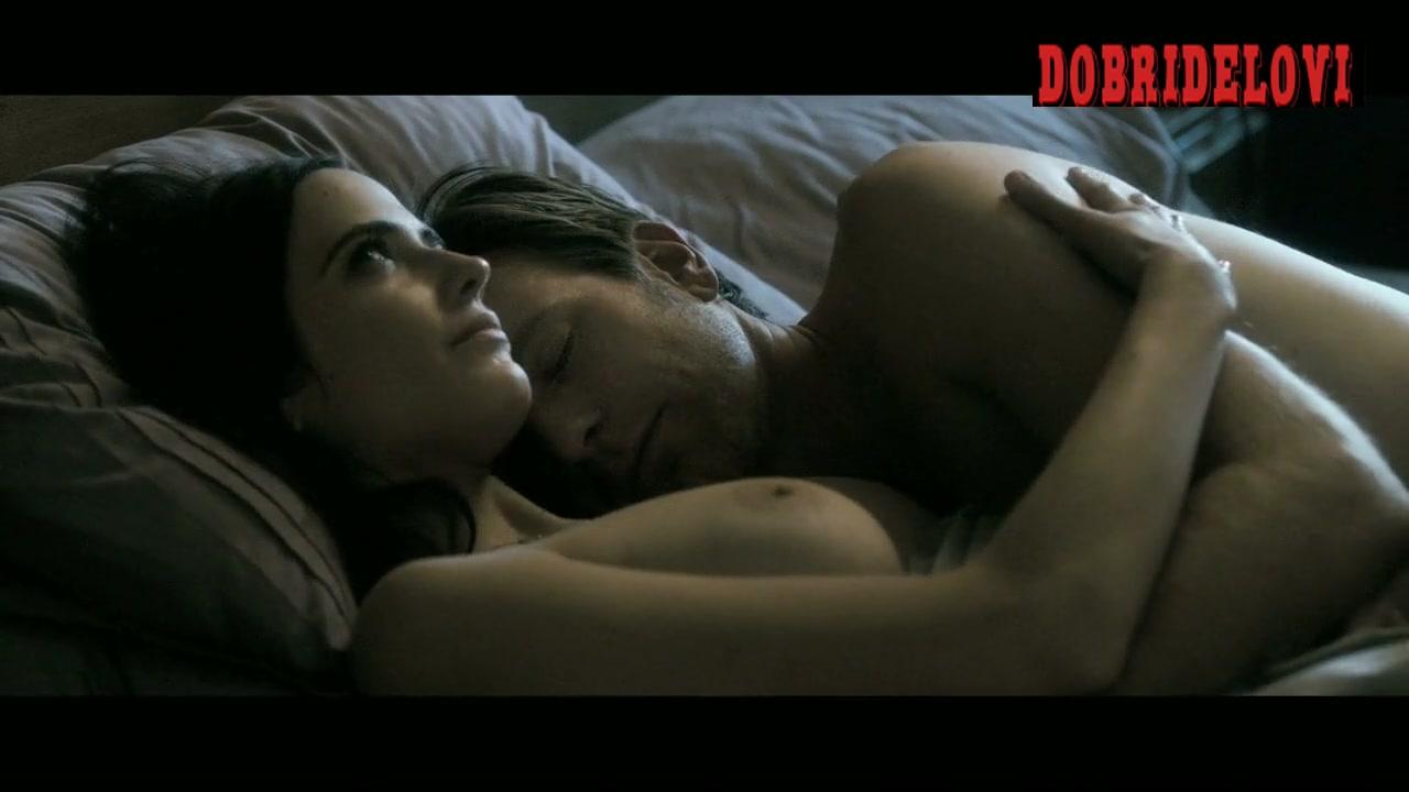 Eva Green nude in bed with Ewan McGregor