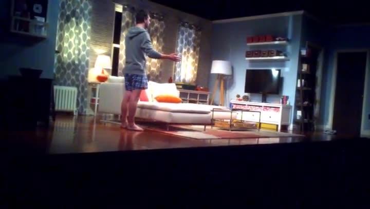 Amanda Seyfried scene