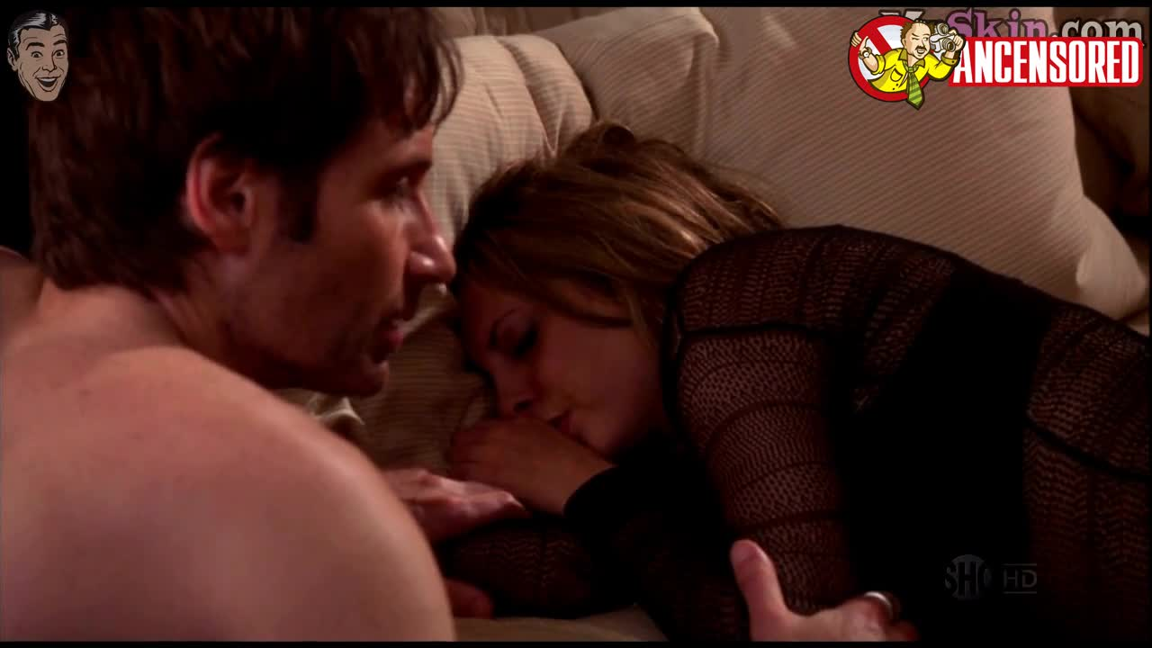 David Duchovny wild life Californication threesomes
