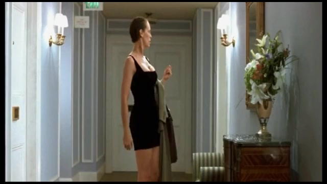 Jamie Lee Curtis sexy scene from True Lies
