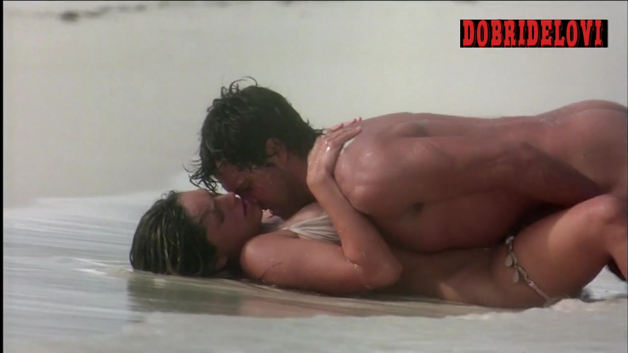 Kelly Brook forced sex by Juan Pablo di Pace scene from Survival Island