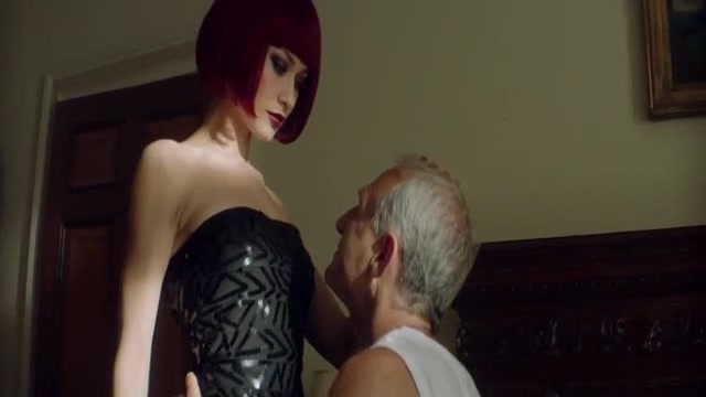 Olga Kurylenko scene from The November Man