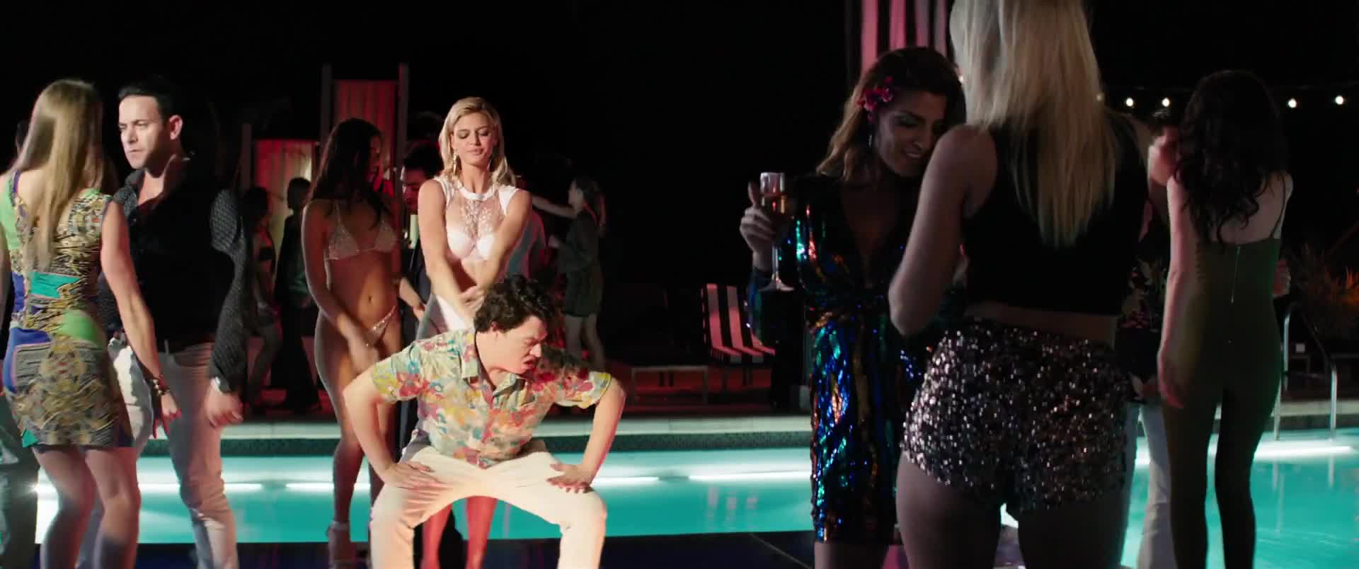 Kelly Rohrbach screentime in baywatch 2017