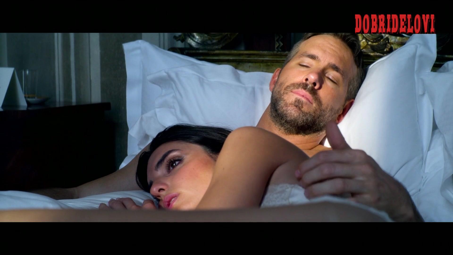 Elena Rusconi rolls in bed with Ryan Reynolds -- 6 Underground
