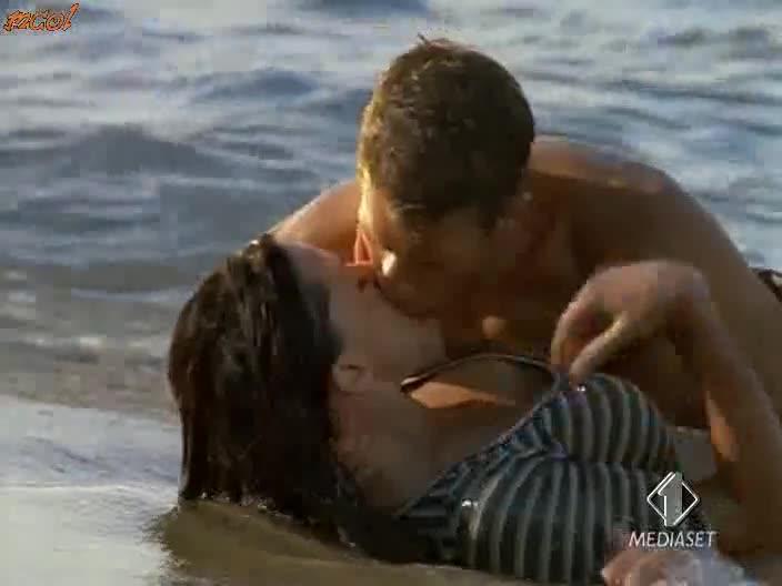Krista Allen scene from Baywatch