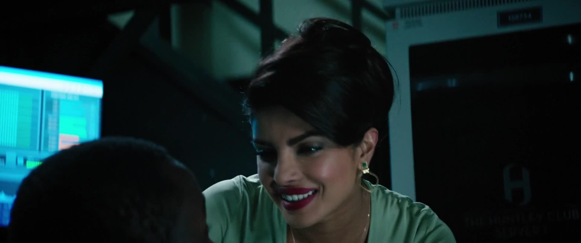 Priyanka Chopra screentime - baywatch 2017