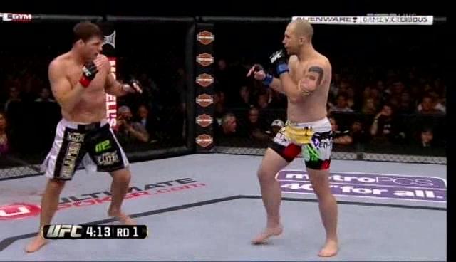 Watch Michael Bisping Vs. Alan Belcher for UFC 159 video