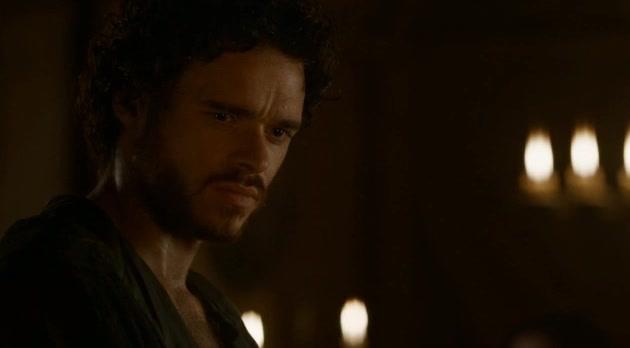 Oona Chaplin must watch clip - Game of Thrones