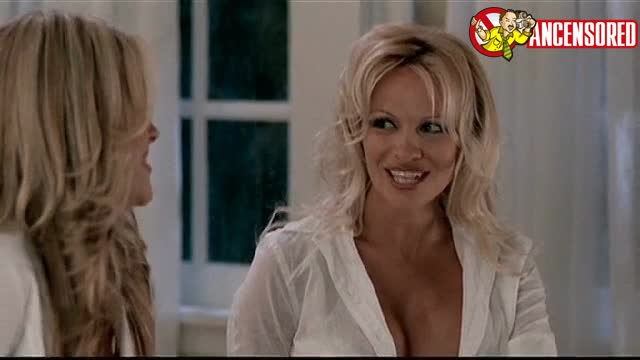 Pamela Anderson and Jenny McCarthy intro from Scary Movie 3