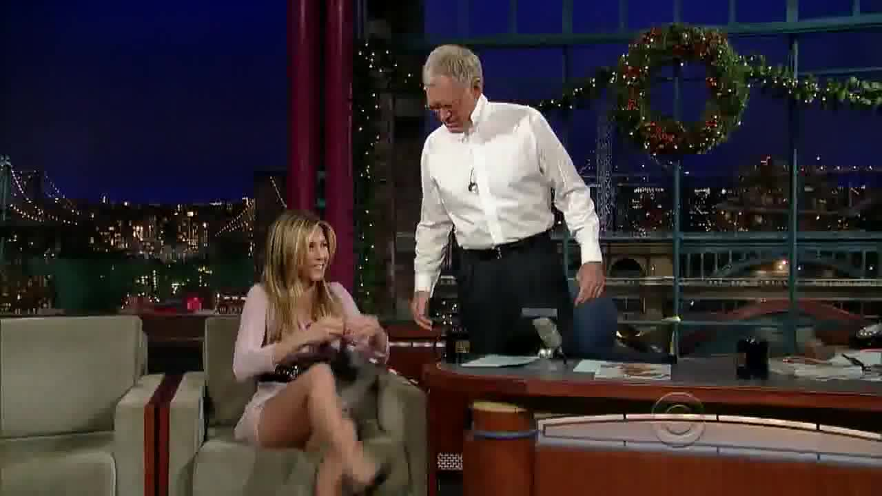 Jennifer Aniston must watch clip