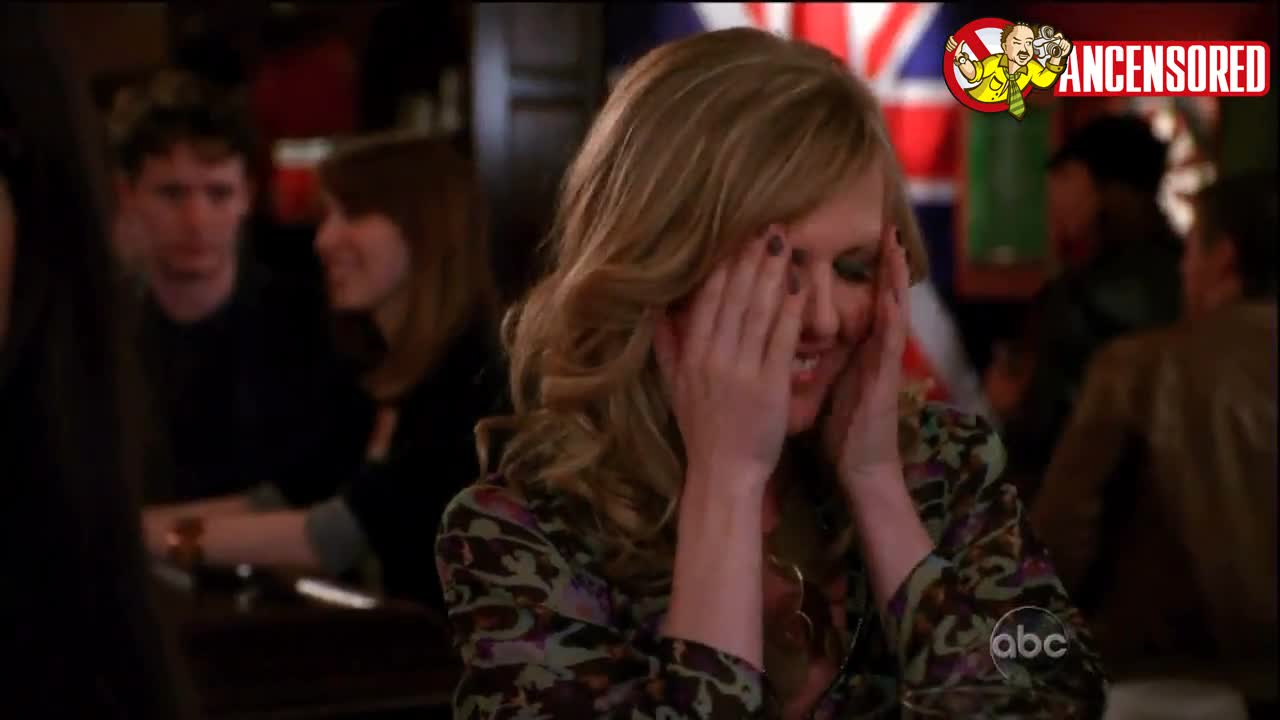 Becki Newton screentime in Ugly Betty