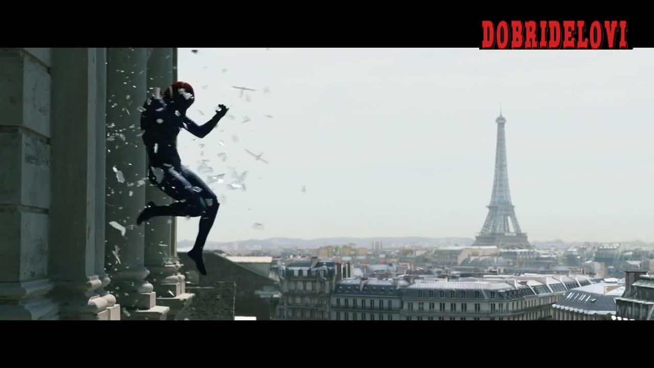 Jennifer Lawrence sexy mystique -- X-Men Days of Future Past