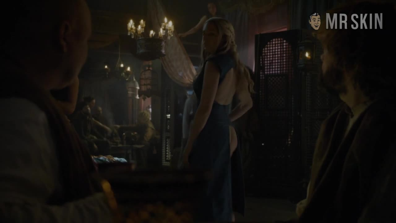 Samantha Bentley nude scene from Game of Thrones