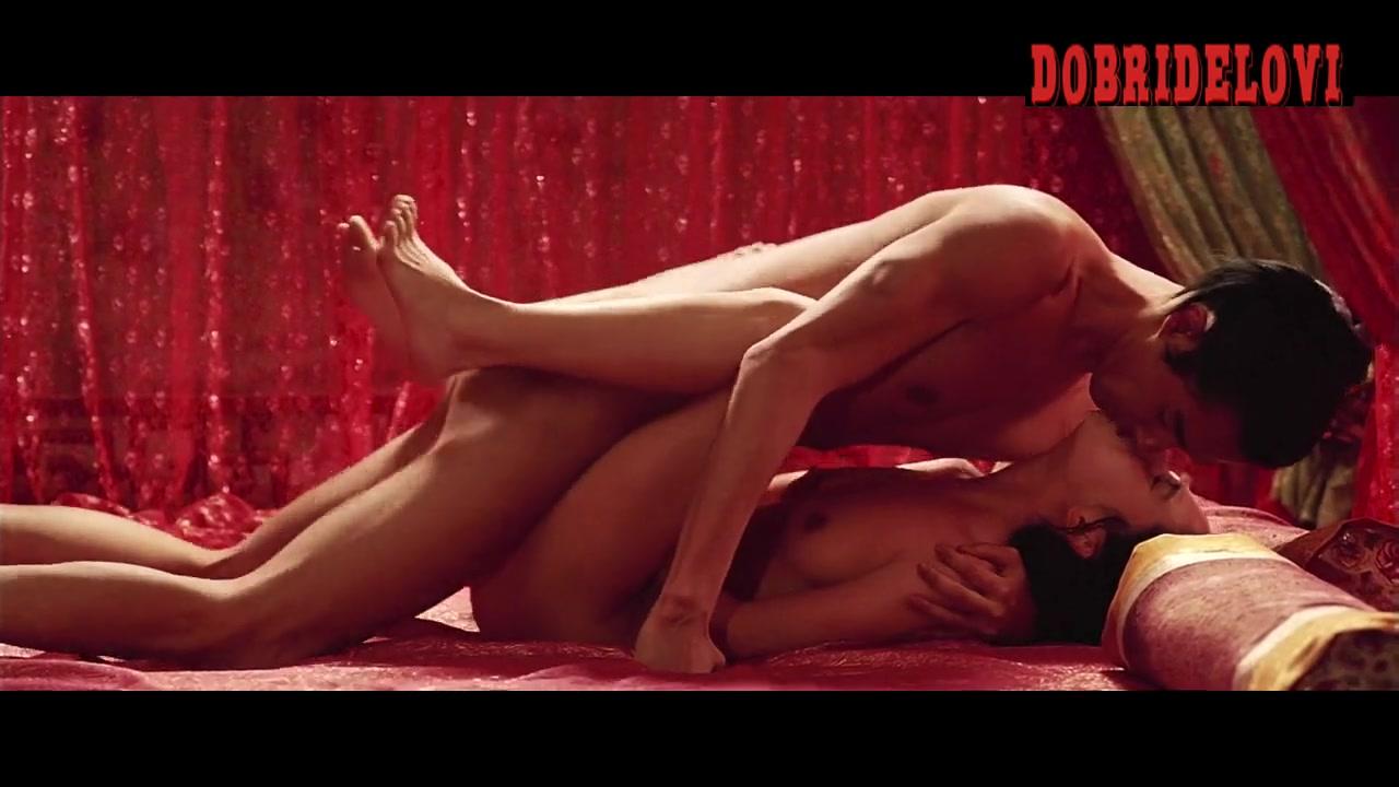 Song Ji-hyo missionary sex scene from A Frozen Flower