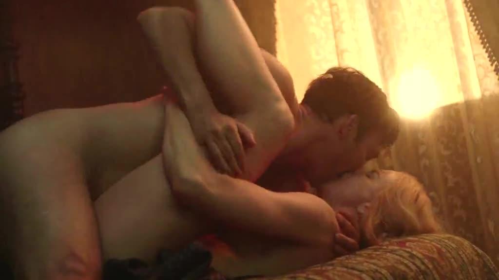 Nicole Kidman sexy scene from Hemingway Gellhorn