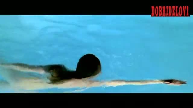 Morgan Fairchild skinny dipping scene from The Seduction