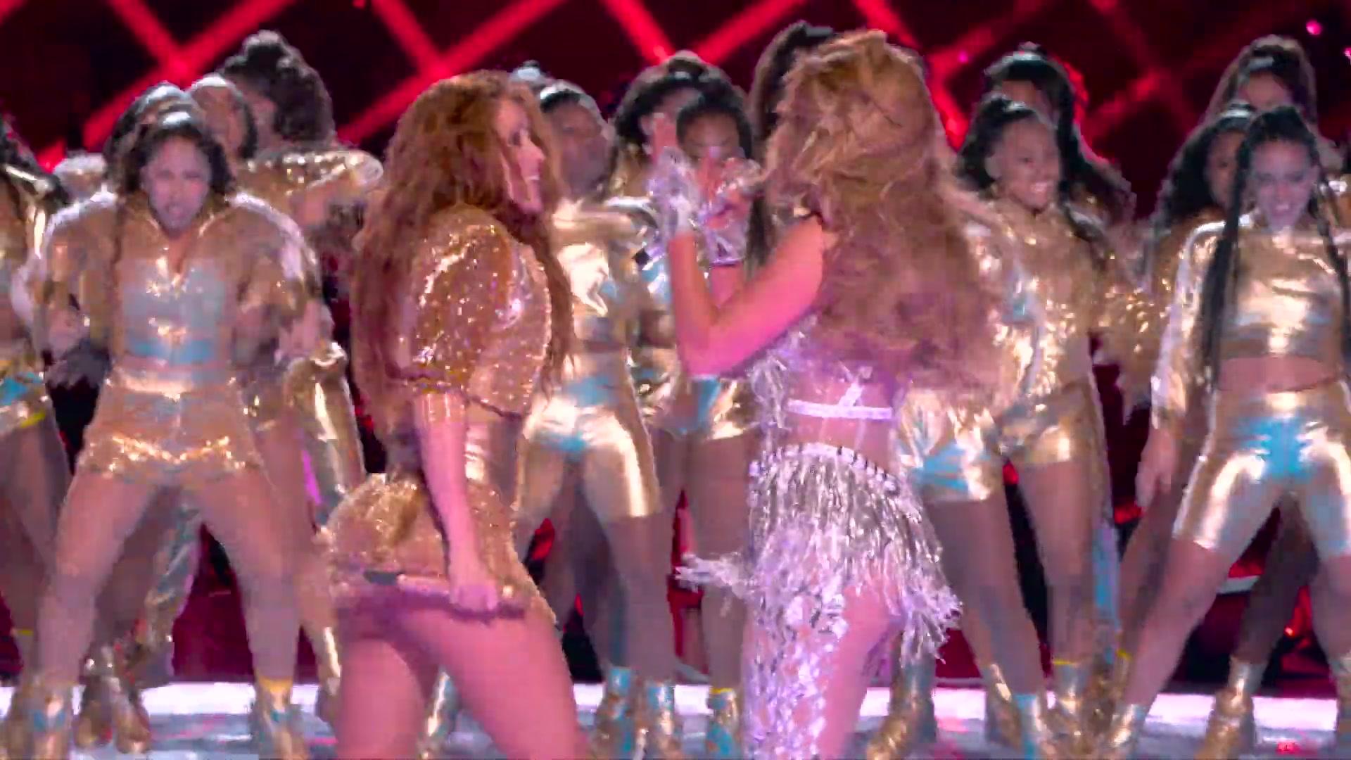 Shakira & Jennifer Lopez's Pepsi Super Bowl LIV Halftime Show 2020