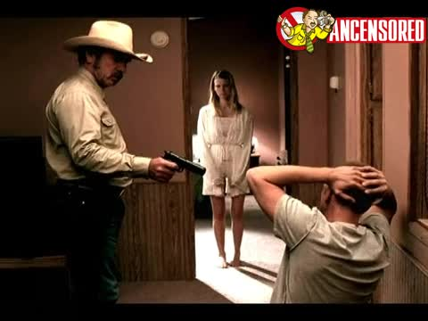 January Jones scene from The Three Burials of Melquaides Estrada
