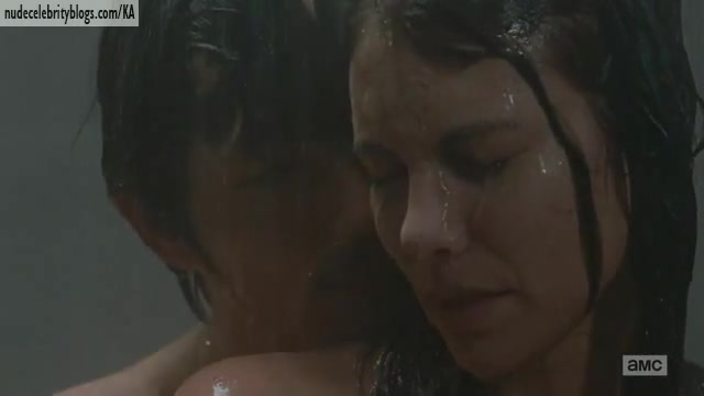Lauren Cohan screentime in The Walking Dead