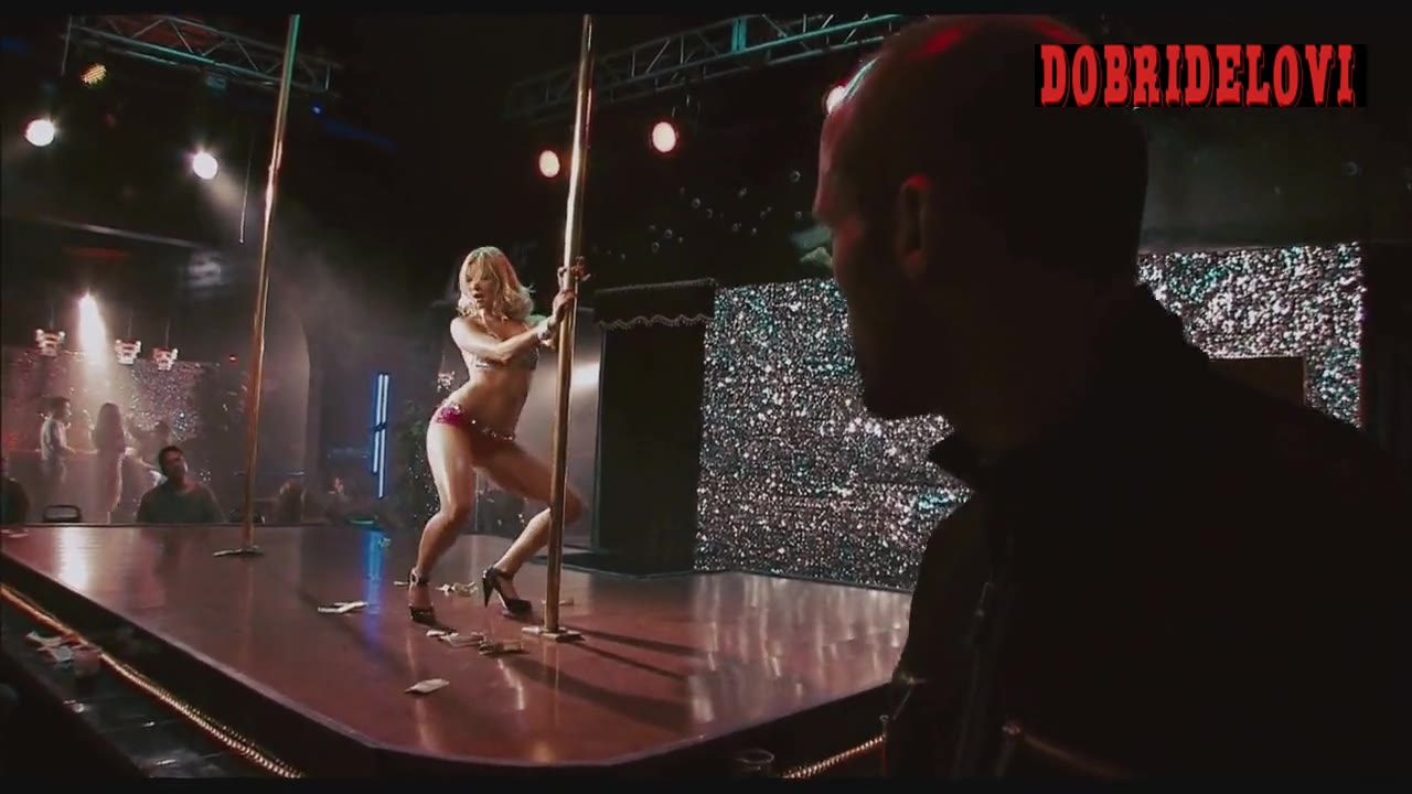 Amy Smart pole dancing scene in Crank High Voltage