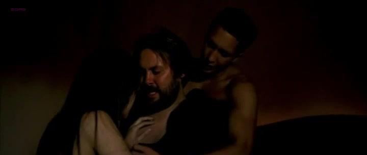 Sasha Grey scene from I Melt with You