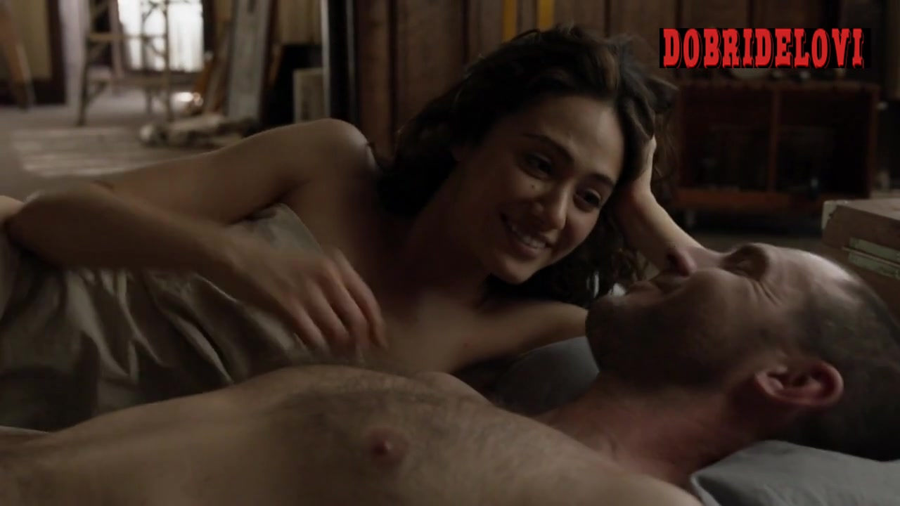 Emmy Rossum pounded by dude in Shameless
