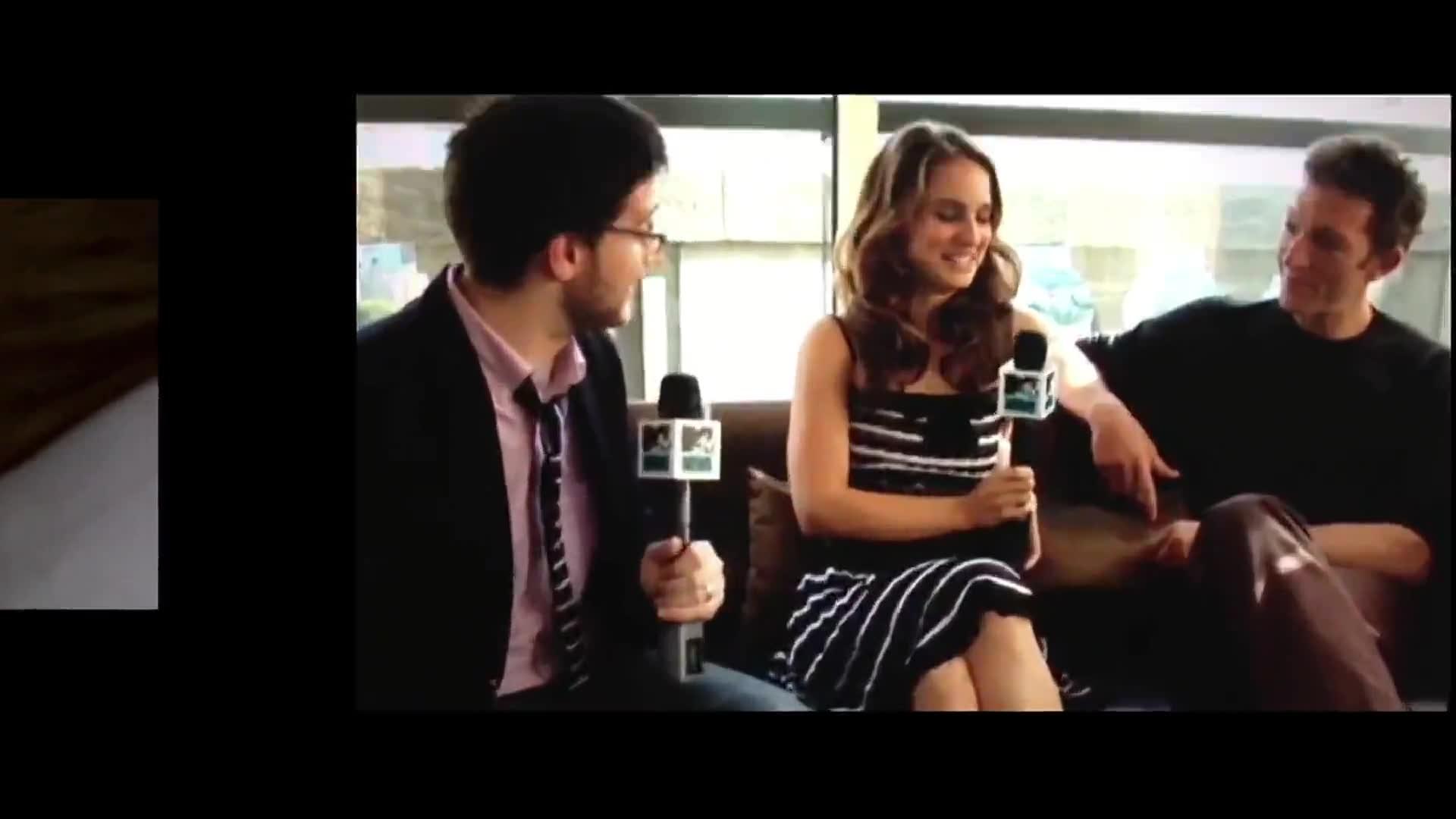 Natalie Portman masturbating in Sticky a self love story