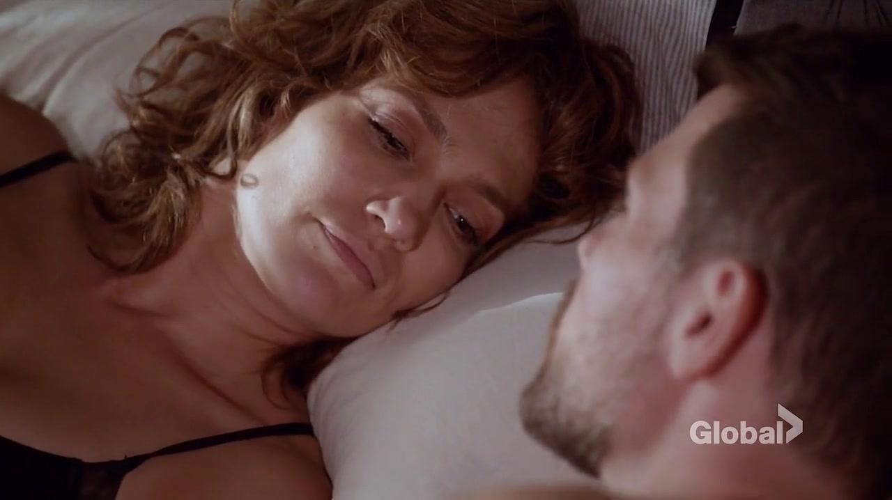 Jennifer Lopez screentime in Shades of Blue