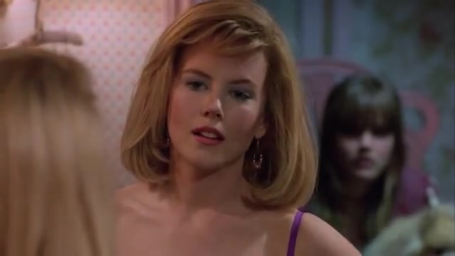 Nicole Kidman scene from To Die For