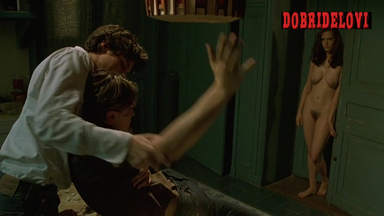 Eva Green forces sex on Louis Garrel scene from The Dreamers