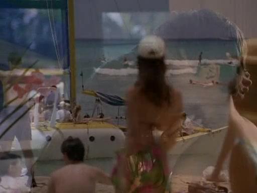 Stacy Kamano sexy scene from Baywatch