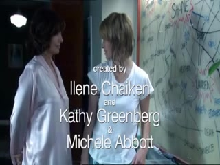 Mia Kirshner screentime - The L Word