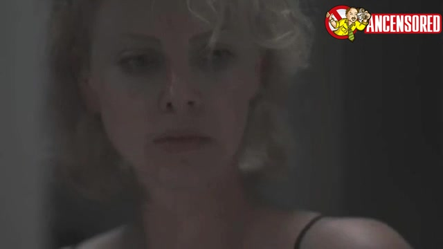 Charlize Theron scene from Trapped_76