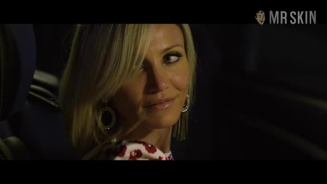 Cameron Diaz screentime - The Counselor