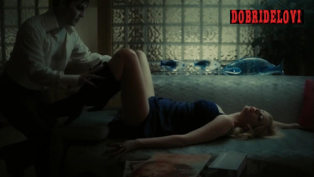 Eva Green sex with Johnny Depp scene from Dark Shadows