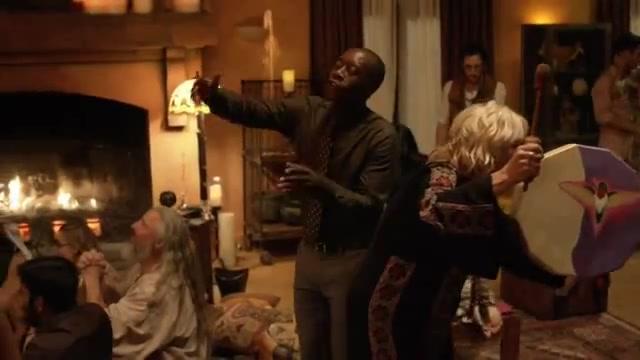 Anastacia McPherson screentime - House of Lies