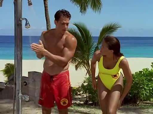 Stacy Kamano screentime in Baywatch