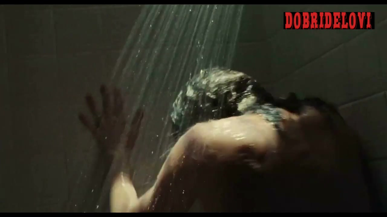 Amanda Seyfried shoved into a cold shower
