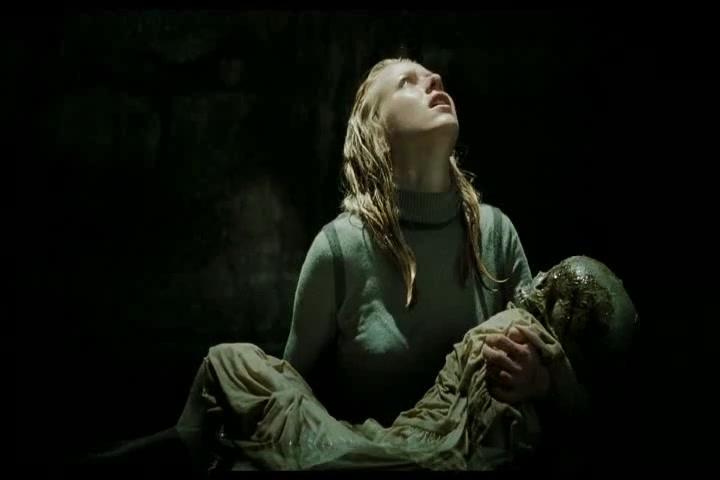 Naomi Watts pokies scene from The Ring