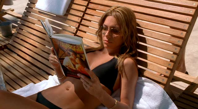 Watch Super hot Vanessa Marcil chilling pool side video