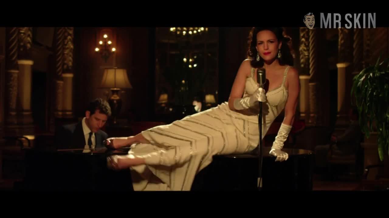 Carla Gugino sexy scene - city of sin