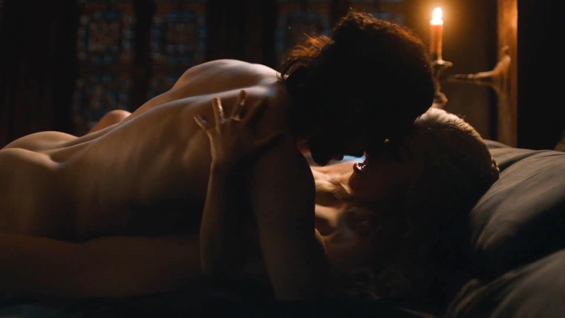 Emilia Clarke screentime - Game of Thrones